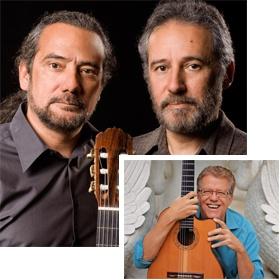 The Assad Brothers with Robero Lubambo: Samba Exótico