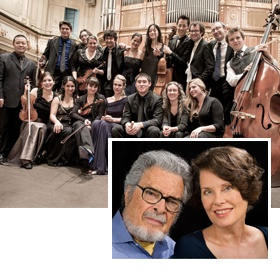 A Far Cry Chamber Orchestra with Leon Fleisher and Katherine Jacobson