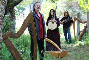 Legends of the Celtic Harp featuring Patrick Ball, Lisa Lynne and Aryeh Frankfurter