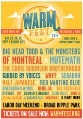 WARMfest 2014