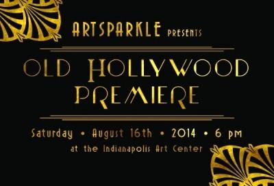 ArtSparkle Presents:  Old Hollywood Premiere