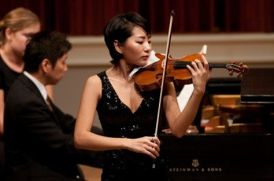 International Violin Competition of Indianapolis Preliminaries