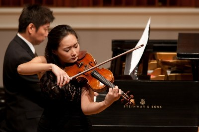 International Violin Competition of Indianapolis Semi-Finals