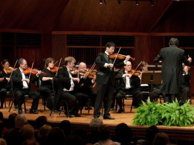International Violin Competition of Indianapolis Classical Finals