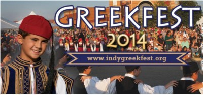GreekFest 2014: The 41st Indianapolis Greek Festival