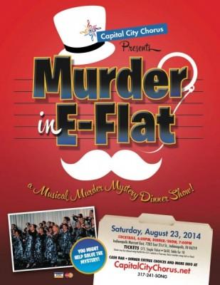 Murder in E-Flat Dinner Show