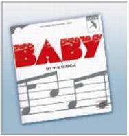 BABY A MUSICAL by Sybille Pearson and David  Shire