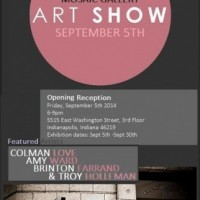 MOSAIC GALLERY ART SHOW: OPENING RECEPTION
