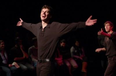 Improv Workshop with Improvised Shakespeare Company