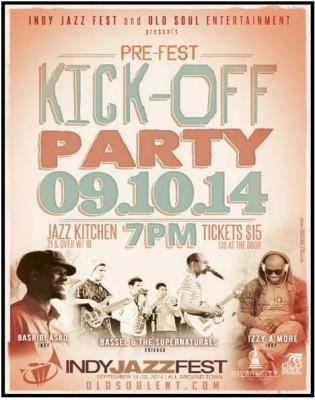 The Pre-Fest Kick-Off Party