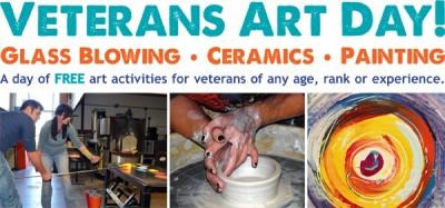 Veterans Art Day