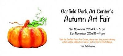 Garfield Park Autumn Art Fair