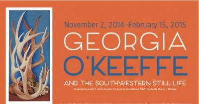 GEORGIA O'KEEFFE AND THE SOUTHWESTERN STILL LIFE