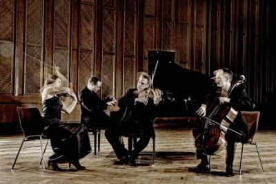 Fauré Piano Quartet Plays Strauss and Fauré