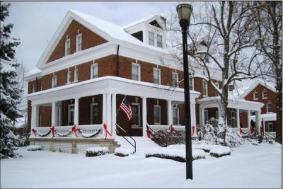 Holiday Home Tour at Historic Fort Harrison
