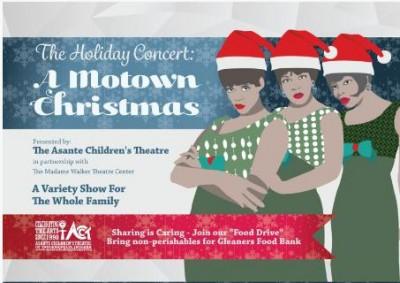 Asante Children's Theatre Presents: A MOTOWN CHRISTMAS