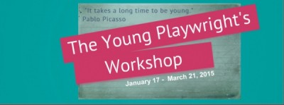 Open Enrollment Playwriting Workshop