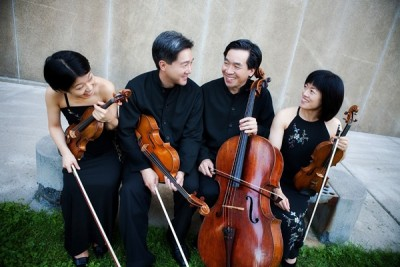 The Ying Quartet with Zuill Bailey, Cello