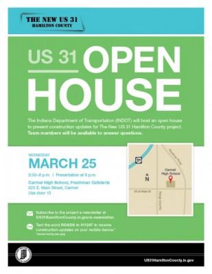 US 31 Public Open House