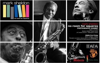 Mark Sheldon: Classic Jazz Photography Exhibit and Opening Recepetion
