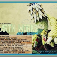 'EARTH WORKS' FIRST FRIDAY ARTIST OPENING RECEPTION