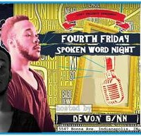 4th Friday SPOKEN WORD NIGHT