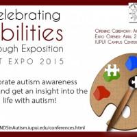 Hidden Talents: Celebrating Abilities Through Exposition, Art Expo 2015
