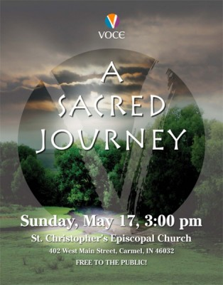 VOCE Concert: A Sacred Journey