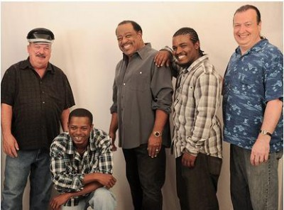 RODNEY STEPP & THE STEPPIN' OUT BAND