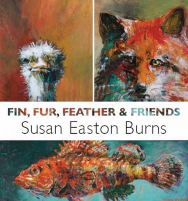 Susan Easton Burns-Fin, Fur, Feather & Friends