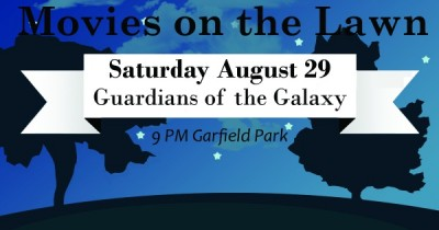 Movies on the Lawn - Guardians of the Galaxy