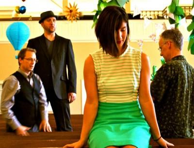 Mina & The Wondrous Flying Machine & Jenna Epkey
