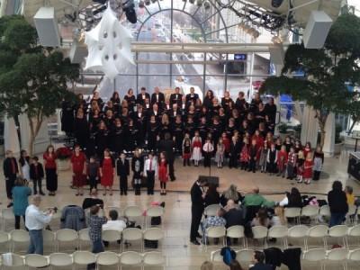 Harbour Shores Celebration Choir