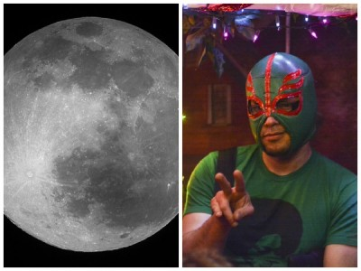Super Moon Viewing