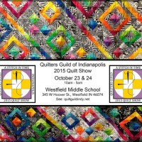 """Quilt Show 2015 - """"A Stitch In Time"""""""