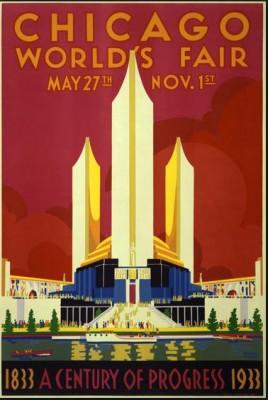 Vintage Movie Night - Century of Progress: The 1933-1934 Chicago World's Fair