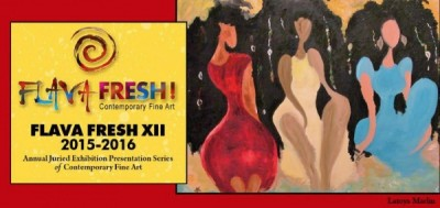 The 4th FLAVA FRESH 12 !  Exhibition Presentation Of The 2015 - 2016 Series