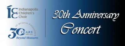 ICC 30th Anniversary Concert
