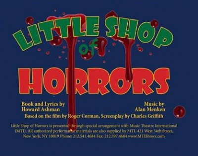 Marian University Theatre presents: Little Shop of Horrors
