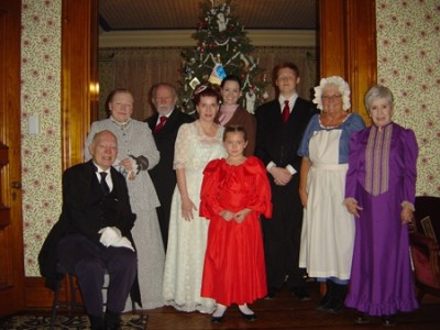 LIVE: Family Christmas at the Presidents Home
