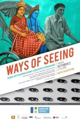 Ways of Seeing Artist Reception