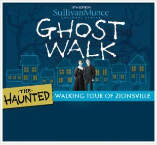 GhostWalk: The Walking Tour