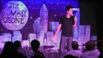 Comedy night with John Crist