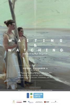 Waiting & Watching artist reception