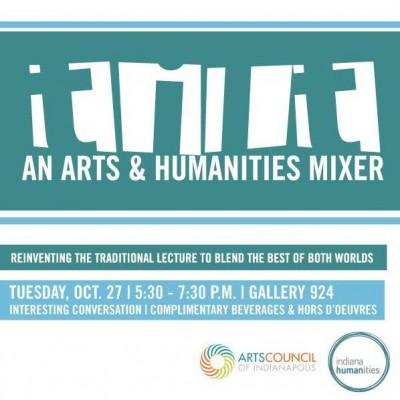 TILT: An Arts & Humanities Mixer