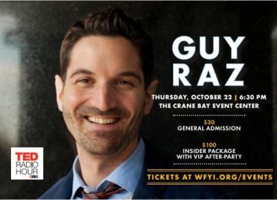 Listen Up: Guy Raz