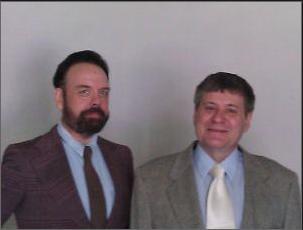 Robert Scott and Joel Conner