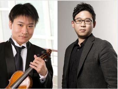 Haoming Xie, 2010 Laureate Hyun Soo Kim, Pianist Ronen Chamber Ensemble