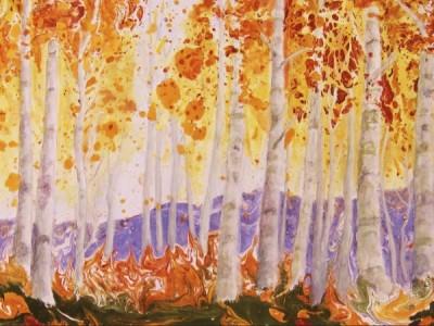 Autumn's Golden Splendor