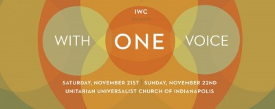 """Indianapolis Women's Chorus presents """"With One Voice"""""""